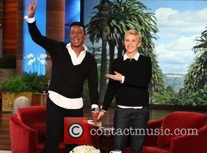 Jermaine Jackson appears on 'The Ellen DeGeneres Show' and discusses Dr. Conrad Murray being found guilty of the involuntary manslaughter...