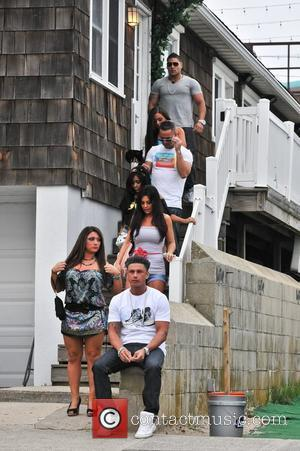 Sammi Giancola, Jenni Farley, Mike Sorrentino, Nicole Polizzi and Paul Delvecchio