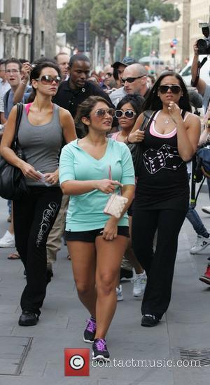 Sammi Giancola, Jenni Farley and Nicole Polizzi