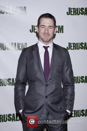 Barry Sloane Opening night after party for the Broadway production of 'Jerusalem' held at Brasserie 8 1/2 restaurant New York...