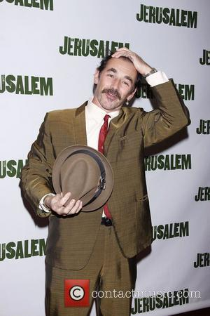 Mark Rylance Opening night after party for the Broadway production of 'Jerusalem' held at Brasserie 8 1/2 restaurant New York...