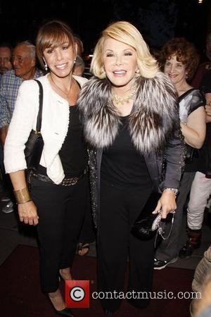 Melissa Rivers and Joan Rivers