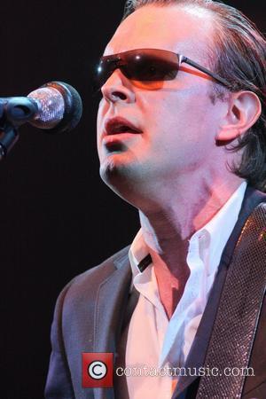 Joe Bonamassa performs during his 2011 World Tour at the Kravis Center in West Palm Beach West Palm Beach, Florida...