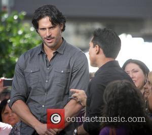 Joe Manganiello and Mario Lopez