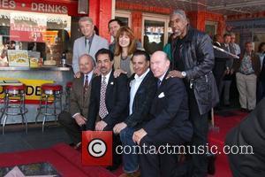 Joe Mantegna, Andy Garcia, Clifton Collins Jr. and Dennis Franz