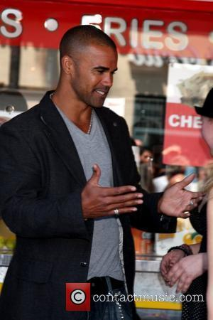 Shemar Moore Joe Mantegna receives the 2,438th Star on the Hollywood Walk of Fame  Los Angeles, California - 29.04.11