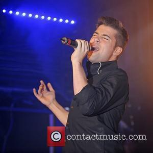 Joe McElderry performing live at G-A-Y London, England - 02.09.11