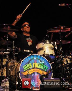 Kenny Aronoff performs at the Seminole Hard Rock Hotel and Casinos' Hard Rock Live. Hollywood, Florida - 10.11.11,