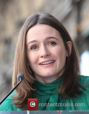 Emily Mortimer and Walk Of Fame
