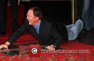 John Lasseter  honoured with a star on the Hollywood Walk of Fame Los Angeles, California - 01.11.11