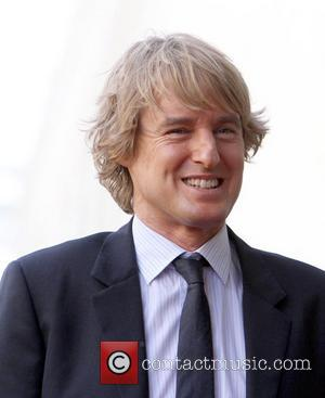 Owen Wilson and Walk Of Fame