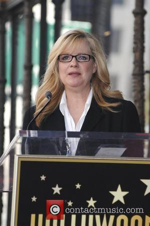 Bonnie Hunt and Walk Of Fame