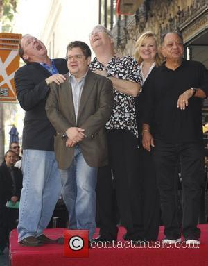 John Lasseter, Bonnie Hunt, Don Rickles, Emily Mortimer, John Ratzenberger, Patton Oswalt and Star On The Hollywood Walk Of Fame
