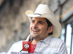Brad Paisley John Lasseter honoured with a star on the Hollywood Walk of Fame  Los Angeles, California - 01.11.11