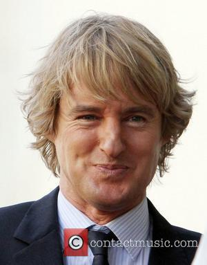 Owen Wilson and Star On The Hollywood Walk Of Fame