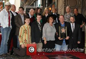 Patton Oswalt, Bonnie Hunt, Cheech Marin, Don Rickles, Emily Mortimer, John Lasseter, Owen Wilson, Randy Newman and Star On The Hollywood Walk Of Fame
