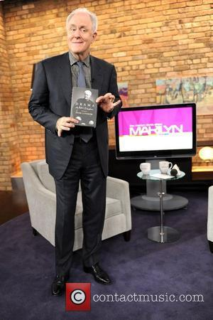 John Lithgow  appears on The Marilyn Denis Show promoting his latest book 'Drama: An Actor's Education' Toronto, Canada -...