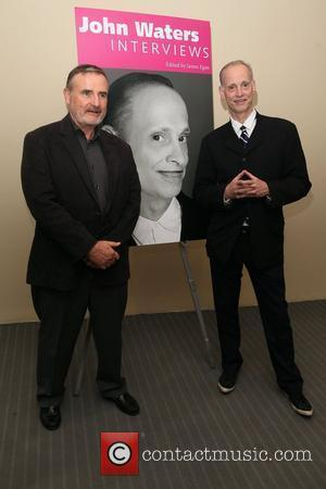 James Egan, John Waters  A special retrospective Q&A with film director John Waters held at the MOMA to celebrate...