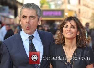 Rowan Atkinson and Empire Leicester Square