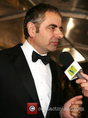 Rowan Atkinson The Dutch premiere of 'Johnny English Reborn' at the Tuschinsky theatre Amsterdam, Holland - 03.10.11