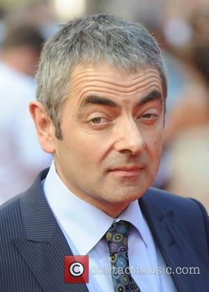 Rowan Atkinson, Johnny English and Empire Leicester Square