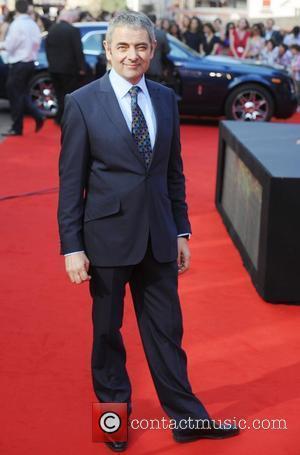 Rowan Atkinson, Johnny English and Empire Leicester Square
