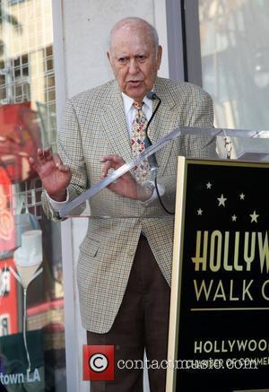 Carl Reiner Jon Cryer is honored with a Hollywood Star Los Angeles, California - 19.09.11