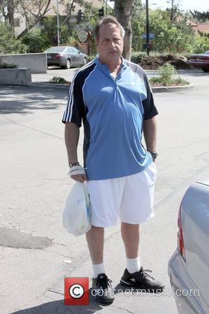 Jon Lovitz  out and about in Beverly Glen  Los Angeles, California - 29.04.11