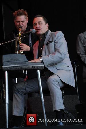 Jools Holland performing at Kenwood House London, England - 25.06.11