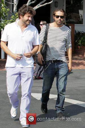 Jordi Molla and Fred Segal