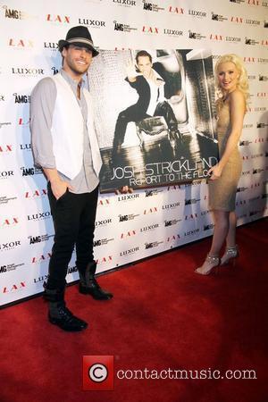 Josh Strickland, Holly Madison and Las Vegas