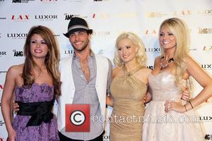 Laura Croft, Angel Porrino, Holly Madison, Josh Strickland and Las Vegas