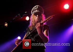 Julian Cope performing at Liverpool Stanley Theatre Liverpool, England - 27.10.11