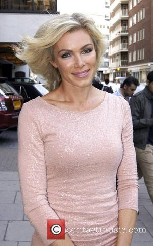 Nell McAndrew,  at the 50th Anniversay party of the Jumeirah Carlton Tower Hotel in Knightsbridge  London, England -...