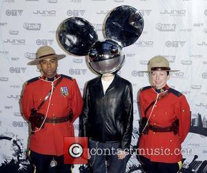 Deadmau5  2011 JUNO Awards held at the Air Canada Centre - Arrivals  Toronto, Canada 27.03.11