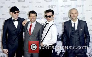 Hedley Dominates Canada's Muchmusic Awards