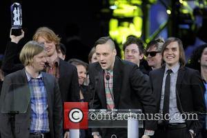 Members of Arcade Fire  JUNO Gala Dinner and Awards Show Toronto, Canada - 26.03.11
