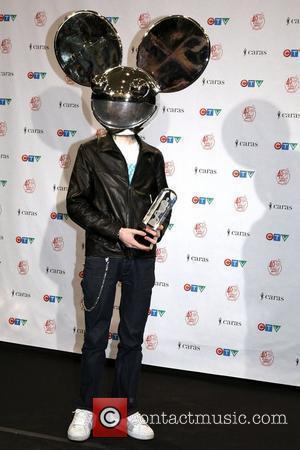 Deadmau5  The 2011 JUNO Awards - Press Room Toronto, Canada - 27.03.11