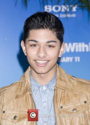 Mark Indelicato Premiere of 'Just Go With It' at the Ziegfeld Theatre - Arrivals New York City, USA - 08.02.11