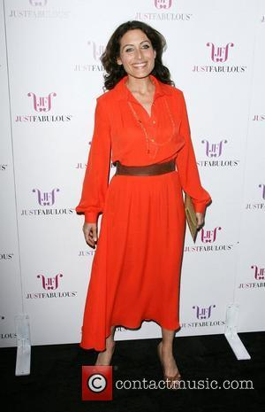Lisa Edelstein Jessica Paster Celebrates The Launch of 'JustFabulous' held at Eveleigh West Hollywood, California - 05.04.11