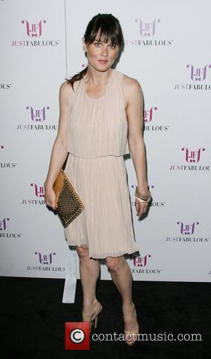 Robin Tunney Jessica Paster Celebrates The Launch of 'JustFabulous' held at Eveleigh West Hollywood, California - 05.04.11