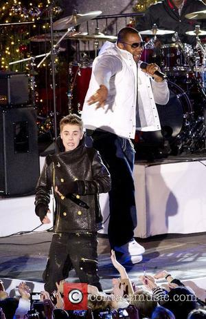 Justin Bieber and Busta Rhymes