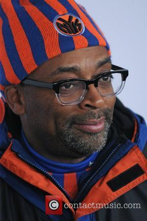Spike Lee and Justin Bieber