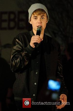 Justin Bieber, Switches and The Westfield Shopping Centre