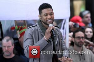 Usher Raymond Justin Bieber and special guest Usher perform on 'Today' as part of the Toyota Concert Series at Rockefeller...
