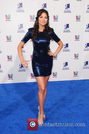Blanca Soto Univision's 8th Annual Premios Juventud Awards at Bank United Center  Miami, Florida - 21.07.11