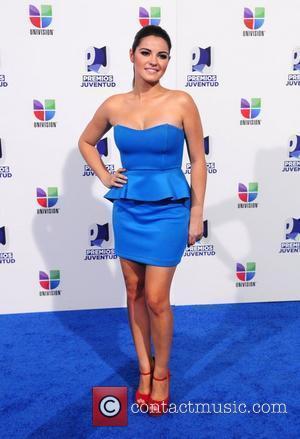 Maite Perroni  Univision's 8th Annual Premios Juventud Awards at Bank United Center Miami, Florida - 21.07.11