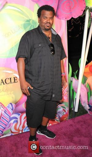 Craig Robinson The 6th Annual Kandyland Party at the Playboy Mansion Beverly Hills Los Angeles, California - 25.06.11