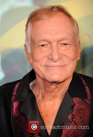 Hugh Hefner, Playboy Mansion
