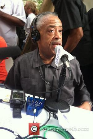 Al Sharpton visits the Occupy Wall Street demonstrations. Occupy Wall Street is an ongoing series of demonstrations in New York...